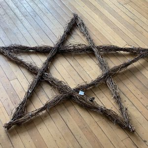 Twig Star Lights Up From Pottery Barn for Sale in Seattle, WA