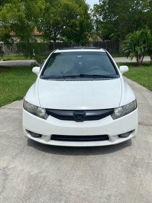 2011 Honda Civic EX Sedan for Sale in Miami, FL