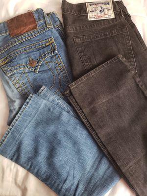 True religion original jeans size 33 for Sale in Los Angeles, CA