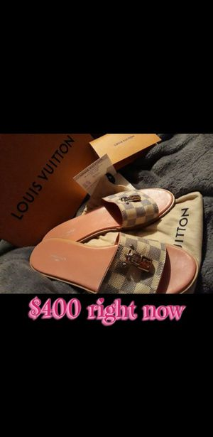 Louis Vuitton Lock It Flat Mule for Sale in Dallas, TX