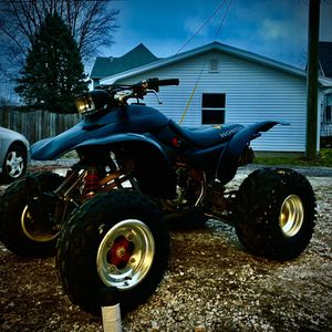 2004 Honda 300ex Bored To A 400 for Sale in Princeton, IN