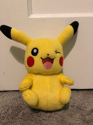 Pikachu toy for Sale in Fort Washington, MD