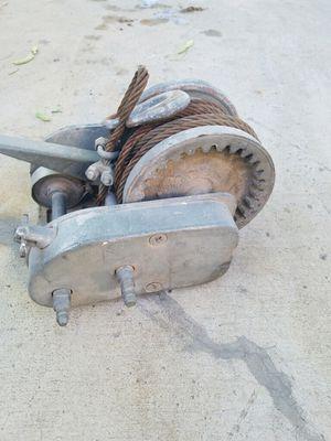 Fulton 2 speed winch for Sale in Phoenix, AZ