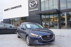 2018 Mazda Mazda3 4-Door for Sale in Lynnwood, WA