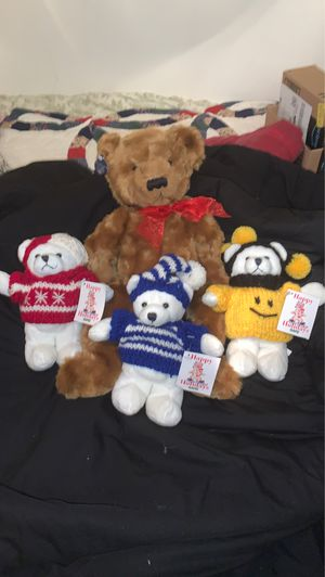The Ganz Teddy Bear Family!!! for Sale in Lake Forest, CA