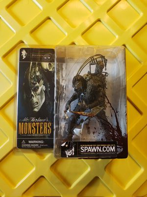 Mcfarlane monsters, Frankenstein action figure for Sale in Festus, MO