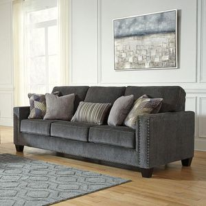 Gavril Smoke Sofa 43001 - ASHLEY for Sale in Houston, TX