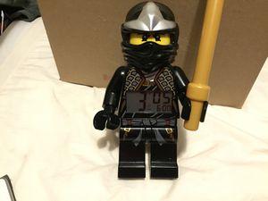 LEGO Ninjago Alarm Clock for Sale in Ashley, OH