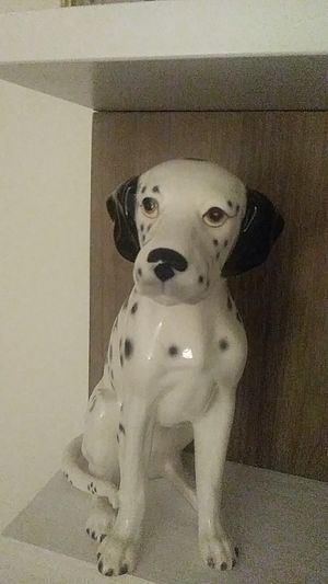 Collectible ceramic dalmation statue for Sale in Port St. Lucie, FL