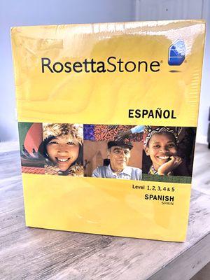 Rosetta Stone (Spanish) for Sale in Phoenix, AZ