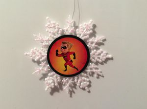 Disney Incredibles Dash Ornament for Sale in Rochester, NY