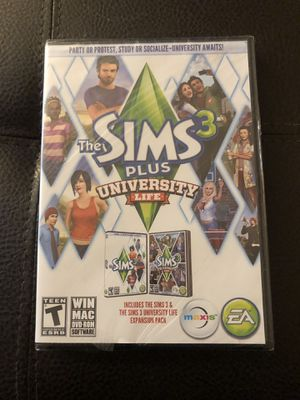 Sims 3- university life for Sale in Normal, IL