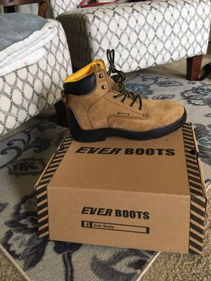 Brand new work boots size 12 for Sale in Washington, DC