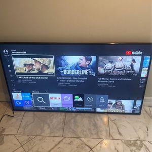 Samsung LED TV 55 Inch 4K Smart TV for Sale in Los Angeles, CA