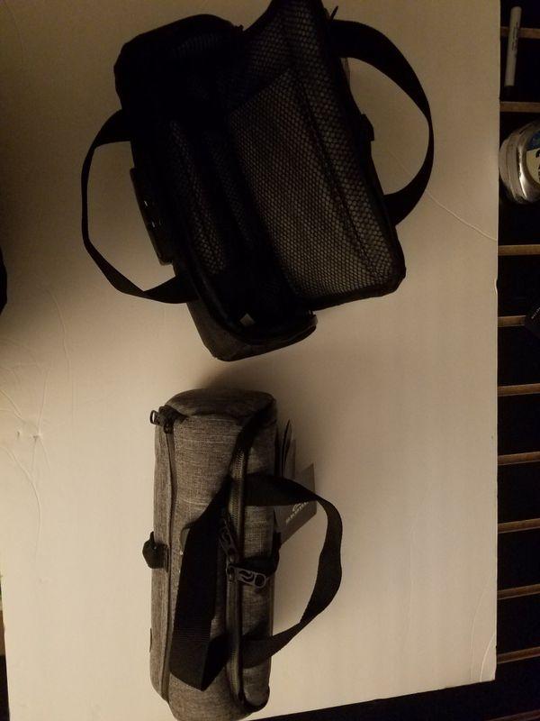 """10"""" Duffle Tube Skunk bag"""