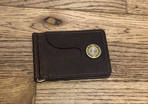 Genuine leather front pocket wallet for Sale in Dallas, TX