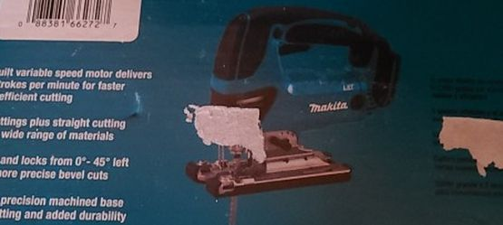 Cordless Makita Jig Saw for Sale in Grasonville,  MD