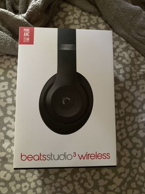 Beats studio 3 wireless for Sale in North Ridgeville, OH