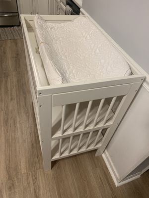 Changing table for Sale in Abingdon, MD