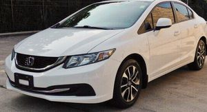 Great 2013 Honda Civic 4WDWheels For Sale for Sale in Houston, TX