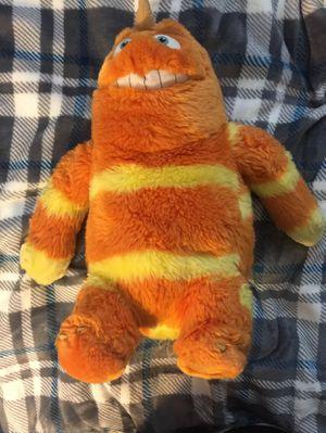 "George Sanderson 15"" Disney Pixar Monsters Inc plush for Sale in Sacramento, CA"