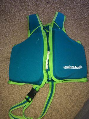SwimSchool swimming float vest for Sale in Alexandria, VA