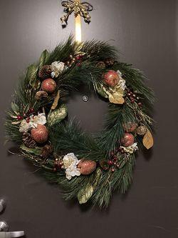 Christmas Wreath & Door Hanger for Sale in Alexandria,  VA