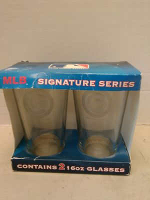 Chicago Cubs Signature Series glasses for Sale in Indianapolis, IN