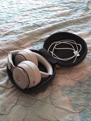 Brand new Beats Headphones for iPhone. Comes with Case and USB cord. $175 for Sale in Middletown, CT