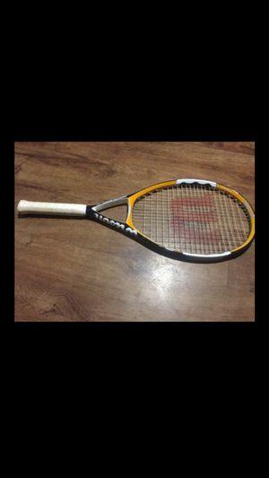 Wilsone ncode tennis racket for Sale in Phoenix, AZ