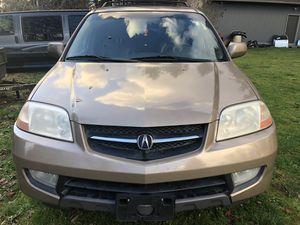 2001 Acura MDX (PARTS) for Sale in Auburn, WA