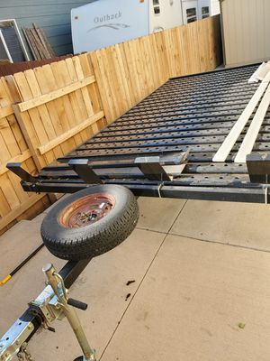 3 place ATV trailer for Sale in Fountain, CO