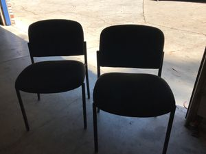 Two office chairs for Sale in Del Rey Oaks, CA