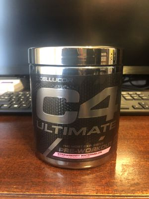 C4 Ultimate Preworkout for Sale in Burbank, IL