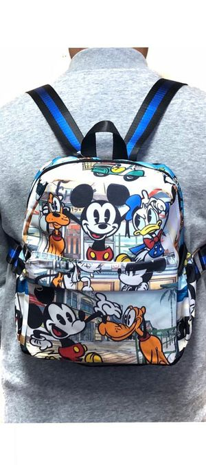 Brand NEW! Disney Small/Mini Backpack For Everyday Use/Outdoors/Work/Traveling/Disneyland Trips/Holiday Gifts for Sale in Carson, CA
