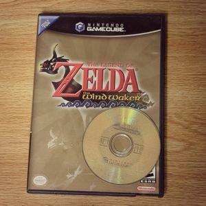 (GameCube) Legend of Zelda: Windwaker for Sale in Frederick, MD
