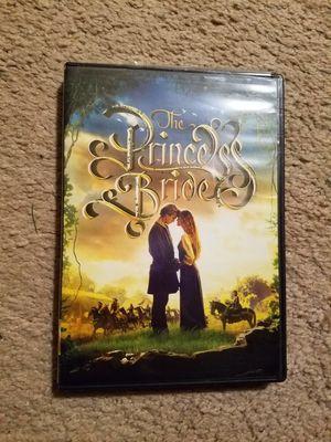 Princess Bride dvd for Sale in Waynesboro, VA