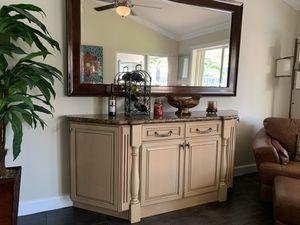 Buffet Table - Bar for Sale in Tamarac, FL
