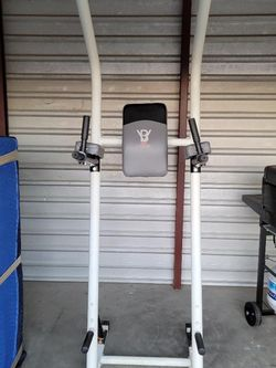 Pull Up And Dip Workstation -2 Sets $50 Each  for Sale in Grove City, OH