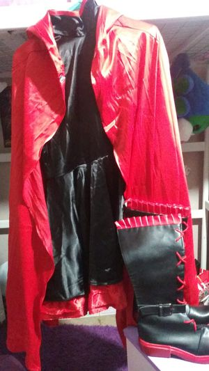 Ruby Rose RWBY cosplay for Sale in Belle Isle, FL
