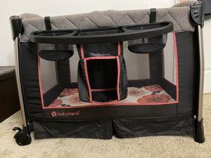 Baby trend golite ELX Nursery center for Sale in Bellevue, WA