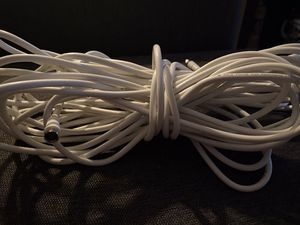 Coaxial cable RG-6 (50 feet) for Sale in Lakewood, CO
