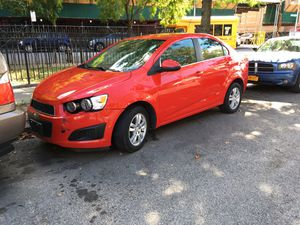 2015 Chevy sonic LT 90k miles for Sale in The Bronx, NY
