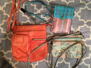 FREE cross body bags and Victoria's Secret Tease perfume for Sale in Dallas, TX