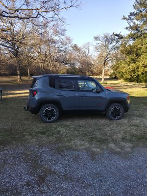 2015 jeep renegade for Sale in Colbert, OK
