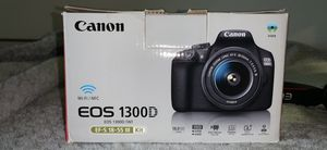Canon EOS 1300D for Sale in St. Cloud, MN