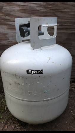 Firm price Propane tank firm price for Sale in Los Angeles, CA