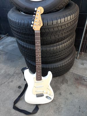 Squier Bullet Stratocaster Made In China for Sale in Los Angeles, CA