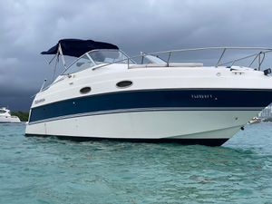 Boat four Wings 1995 258 Vista for Sale in North Bay Village, FL
