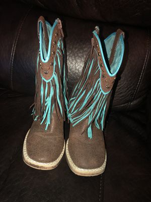 Girls boots size 9 for Sale in Georgetown, TX